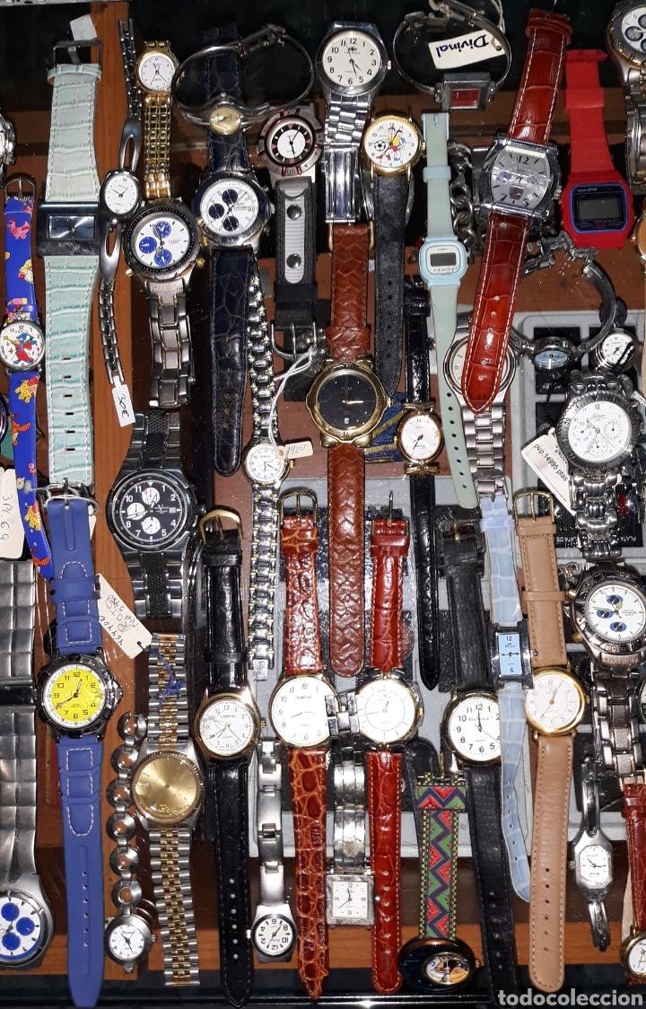 Relojes: Interesante lote 84 relojes - Foto 3 - 180296791