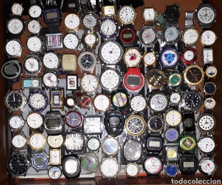 LOTE 93 RELOJES (Relojes - Relojes Actuales - Otros)