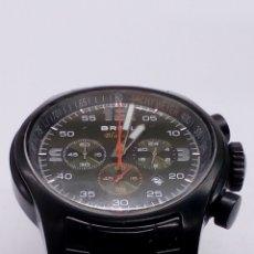 Relojes: RELOJ BREIL BLACK S CHRONOGRAPH. Lote 180460635
