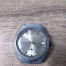 Relojes: MFF.- RELOJ 15 JEWELS. STAINLESS STEEL BACK. DUSTPROOF.BASE METAL CASE.-. Lote 180493271