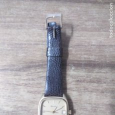 Relojes: MFF.- RELOJ THERMIDOR QUARTZ. STAINLESS STEEL BACK.- BASE METAL BEZEL.- MADE SWISS.-. Lote 180495985