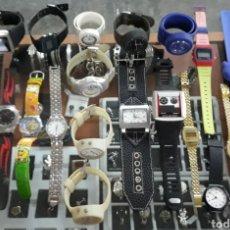 Relojes: LOTE 20 RELOJES. Lote 180910530