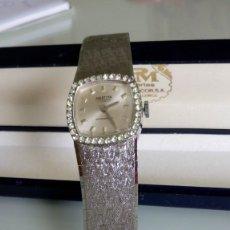Relojes: PRECIOSO RELOJ ´MORTIMA´ ANTIMAGNETIC. Lote 180958565