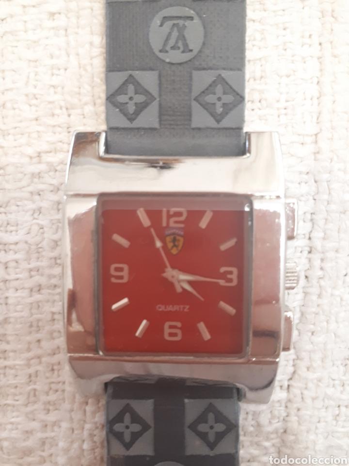 RELOJ LOUIS VUITTON FERRARI (Relojes - Relojes Actuales - Otros)