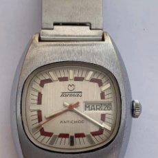 Relojes: RELOJ VINTAGE TORMAS AUTOMÁTIC CALENDARIO ANTICHOC.. Lote 181433600