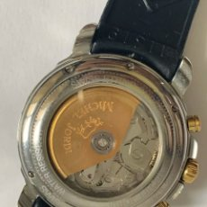 Relojes: RELOJ MICHEL JORDI VALJOUX 7750 CHRONOGRAPH AUTOMATIC DATE. Lote 181721560