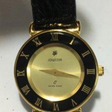 Relojes: RELOJ JOWISSA QUARTZ MAQUINARIA SWISS DE CALIDAD COMO NUEVO MUJER. Lote 181774355