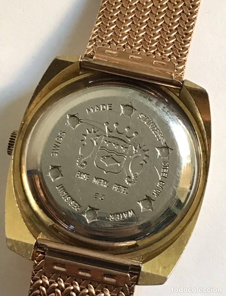 Relojes: Reloj vintage SEARS SICURA SELFWINDING AUTOMÁTIC CALENDAR SWISS MADE - Foto 2 - 181941310