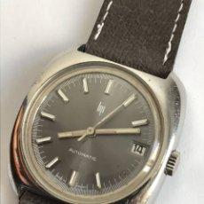 Relojes: RELOJ VINTAGE LIP AUTOMATIC CALENDAR SWISS MADE. Lote 181955776