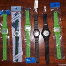 Relojes: LOTE 8 RELOJES. Lote 182077810