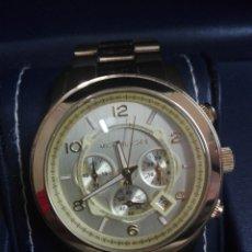 Relojes: MICHAEL KORS. MD. RUNWAY MK8077 RELOJ CRONOGRAFO CUARZO DE HOMBRE. 45MM.FUNCIONANDO CORRECTAMENTE. Lote 182318460