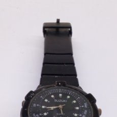 Relojes: RELOJ SUZUKI QUARTZ. Lote 182404997