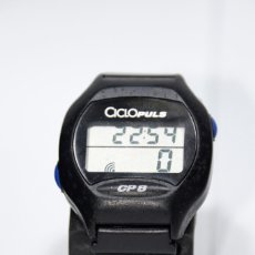Relojes: RELOJ DIGITAL CICLOPULS CP8 FUNCIONANDO (VER FOTOS). Lote 182425060