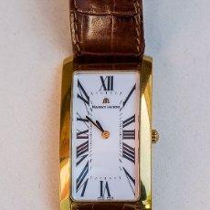 Relojes: RELOJ UNISEX CUARZO. MAURICE LACROIX - MOD. FIABA 47813. Lote 182509931