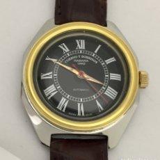 Relojes: CUERVO Y SOBRINOS VINTAGE AÑOS 50. Lote 182732701