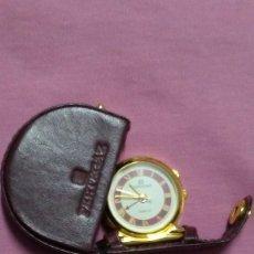 Relojes: RELOJ DESPERTADOR PERTEGAZ DE VIAJE. CON LA ETIQUETA PUESTA. IDEAL PARA REGALO.. Lote 182811805
