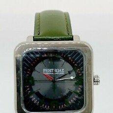 Relojes: RELOJ VINTAGE PERTEGAZ NUEVO. PVP 119 EUROS.. Lote 183442976