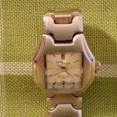 Relojes: RELOJ PRESTIGE QUARZT. DE SEÑORA. 23.6 MM S/C. FUNCIONANDO. PILA NUEVA. NBRE 2.019 DESCRIP. Y FOTOS. Lote 183490787