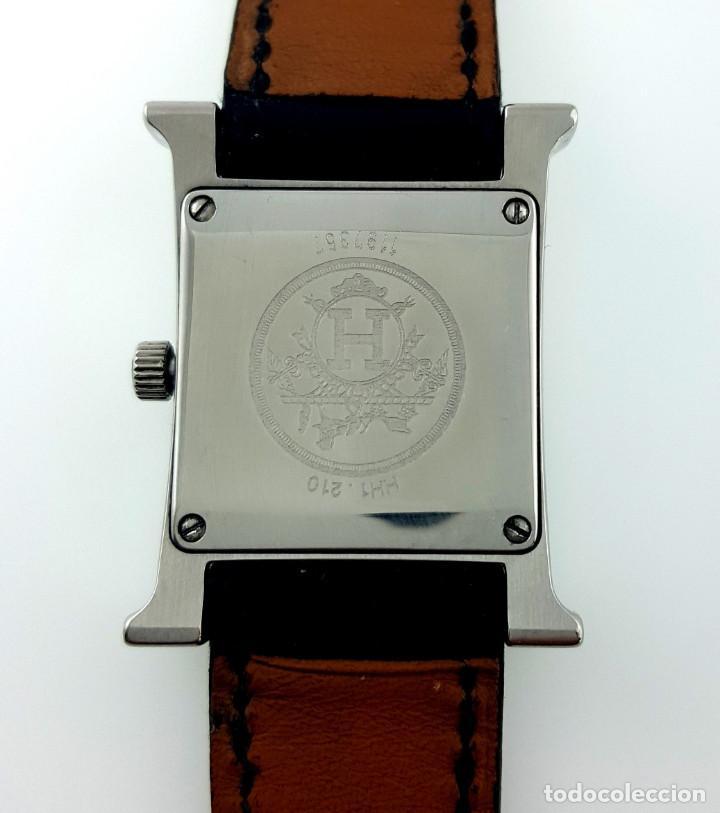 Relojes: HERMÈS SEÑORA GRANDE-COMO NUEVO. - Foto 3 - 183748812