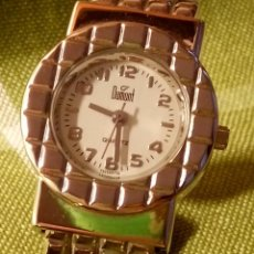 Relojes: RELOJ DUMONT - QUARTZ. FUNCIONANDO. PILA NUEVA NBRE 2019. 28 MM. S/C. FOTOS.. Lote 183881722