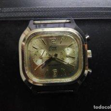 Relojes: RELOJ LING 21 PRIX ANTIMAGNETIC. FUNCIONANDO CORRECTAMENTE. BUEN ESTADO. Lote 184098820
