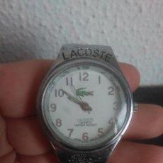 Relojes: RELOJ LACOSTE JAPAN. Lote 184420828