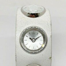 Relojes: RELOJ CALVIN KLEIN ARTÍCULO NUEVO DE EXPOSICIÓN. SEÑORA. Lote 184445943