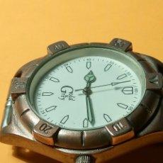 Relojes: RELOJ DE QUARZT - FUNCIONANDO. PILA NUEVA NBRE 2019. 40 MM. S/C. DESCRIPCION Y FOTOS.. Lote 184905061