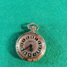 Relojes: PRECIOSO RELOJ DE CARGA MANUAL * VERNI * INCABLOC 17 JEWELS. Lote 185737080