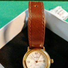 Relojes: RELOJ PULSERA MUJER *NEWLEY* QUARTZ SWISS MADE. Lote 185740777