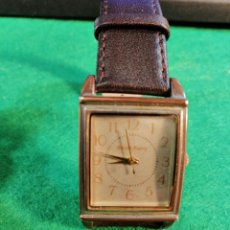 Relojes: RELOJ DE PULSERA *SMITCH FERRY*STAINLESS STEEL BACK CORREA NUEVA. Lote 185745362