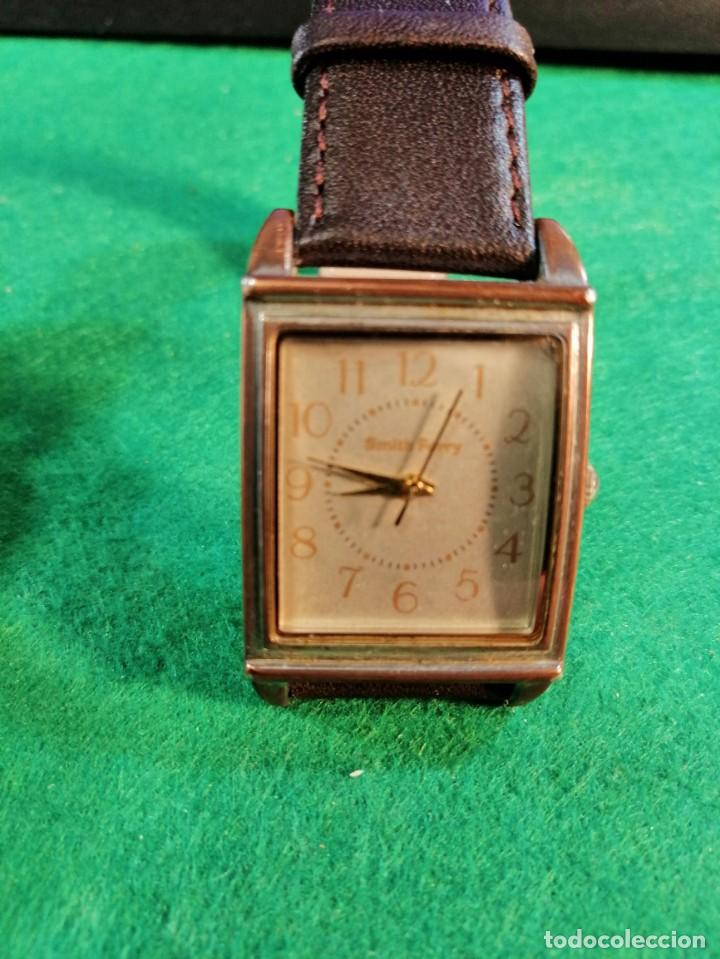 Relojes: RELOJ DE PULSERA *SMITCH FERRY*STAINLESS STEEL BACK CORREA NUEVA - Foto 2 - 185745362
