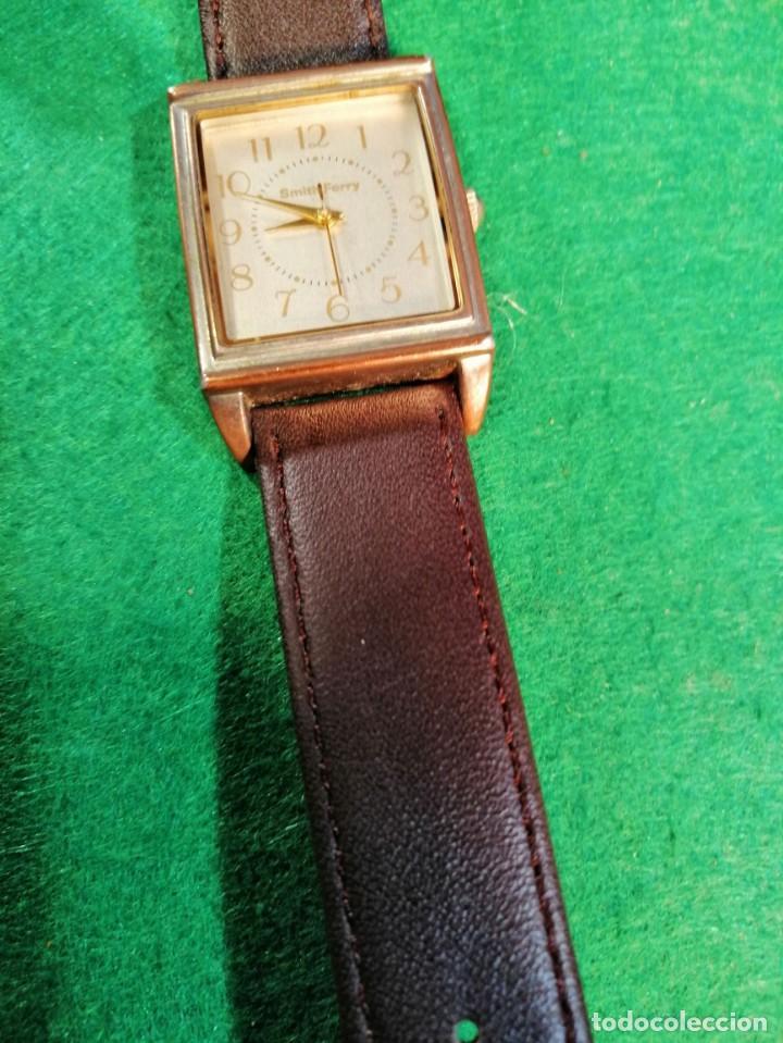 Relojes: RELOJ DE PULSERA *SMITCH FERRY*STAINLESS STEEL BACK CORREA NUEVA - Foto 4 - 185745362
