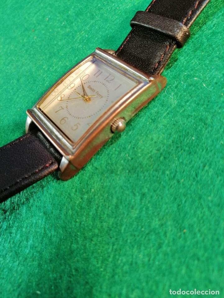 Relojes: RELOJ DE PULSERA *SMITCH FERRY*STAINLESS STEEL BACK CORREA NUEVA - Foto 5 - 185745362