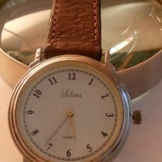 Relojes: RELOJ DE QUARZT - FUNCIONANDO. PILA NUEVA NBRE 2019. 34 MM. S/C.. DESCRIPCION Y FOTOS.. Lote 186052715
