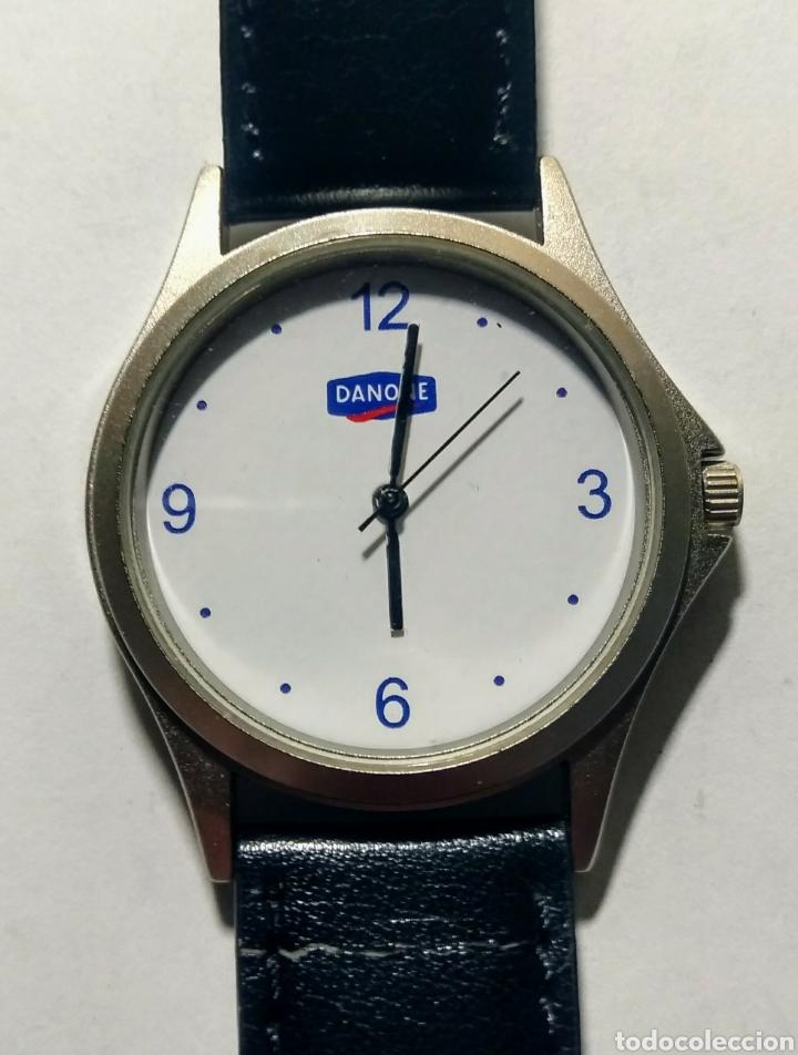RELOJ DE PULSERA. MARCA DANONE. 1996 (Relojes - Relojes Actuales - Otros)
