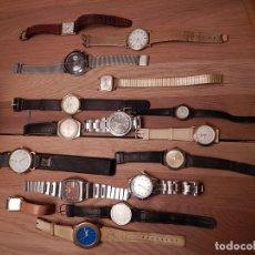 Relojes: LOTE DE RELOJES. Lote 186337557