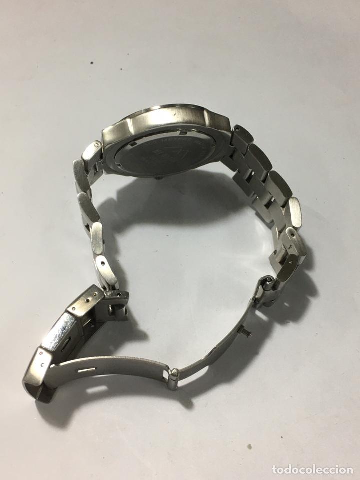 Relojes: Reloj MX Watch 100m en acero completo como nuevo - Foto 2 - 186401541