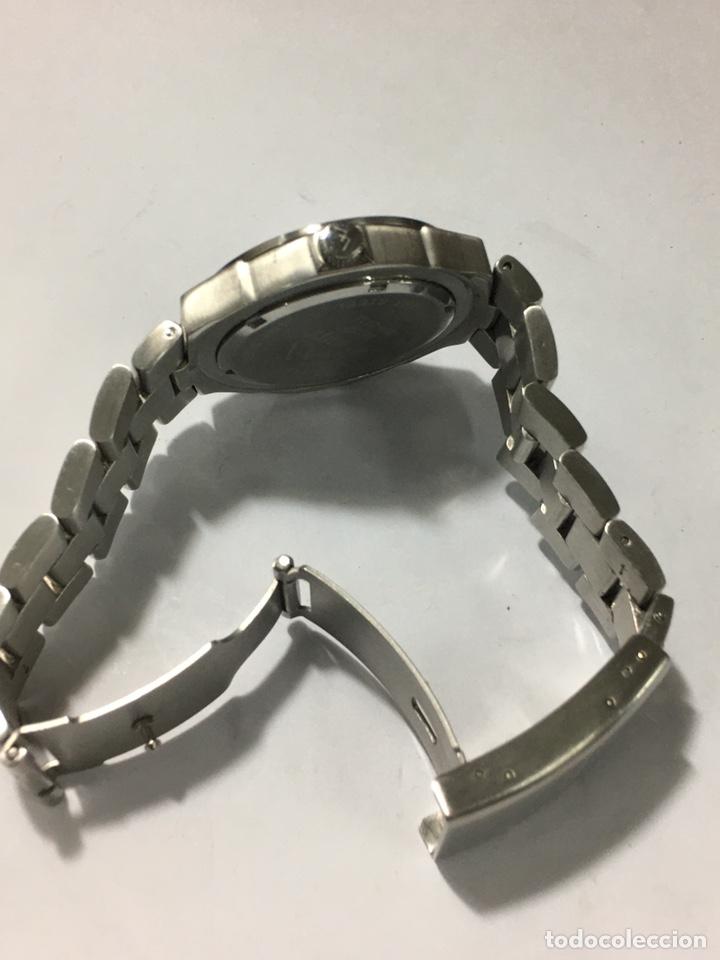 Relojes: Reloj MX Watch 100m en acero completo como nuevo - Foto 3 - 186401541