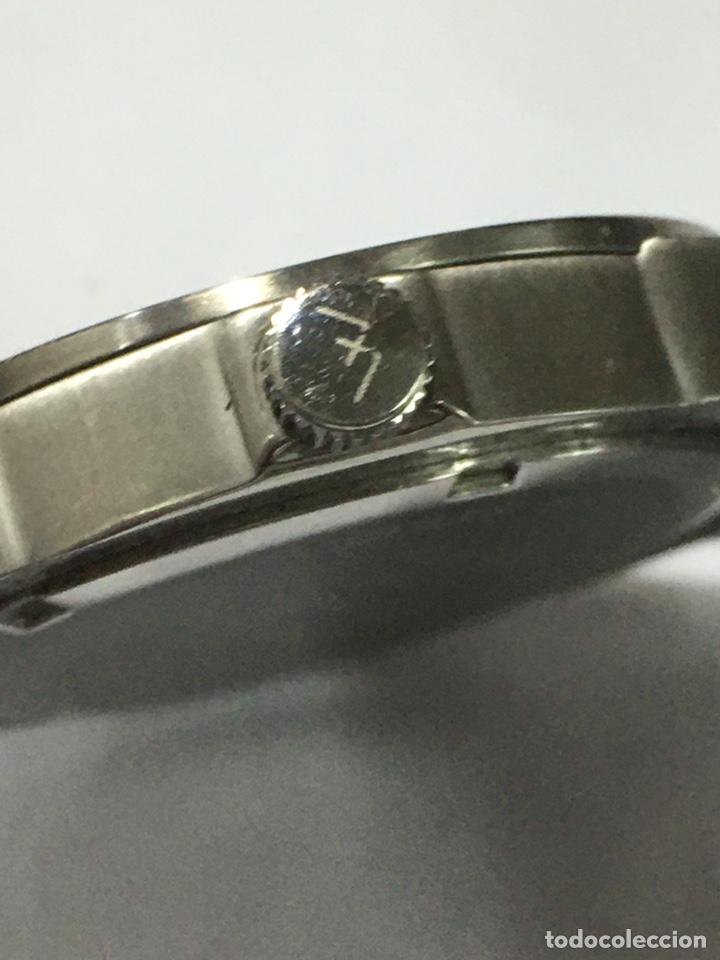 Relojes: Reloj MX Watch 100m en acero completo como nuevo - Foto 4 - 186401541