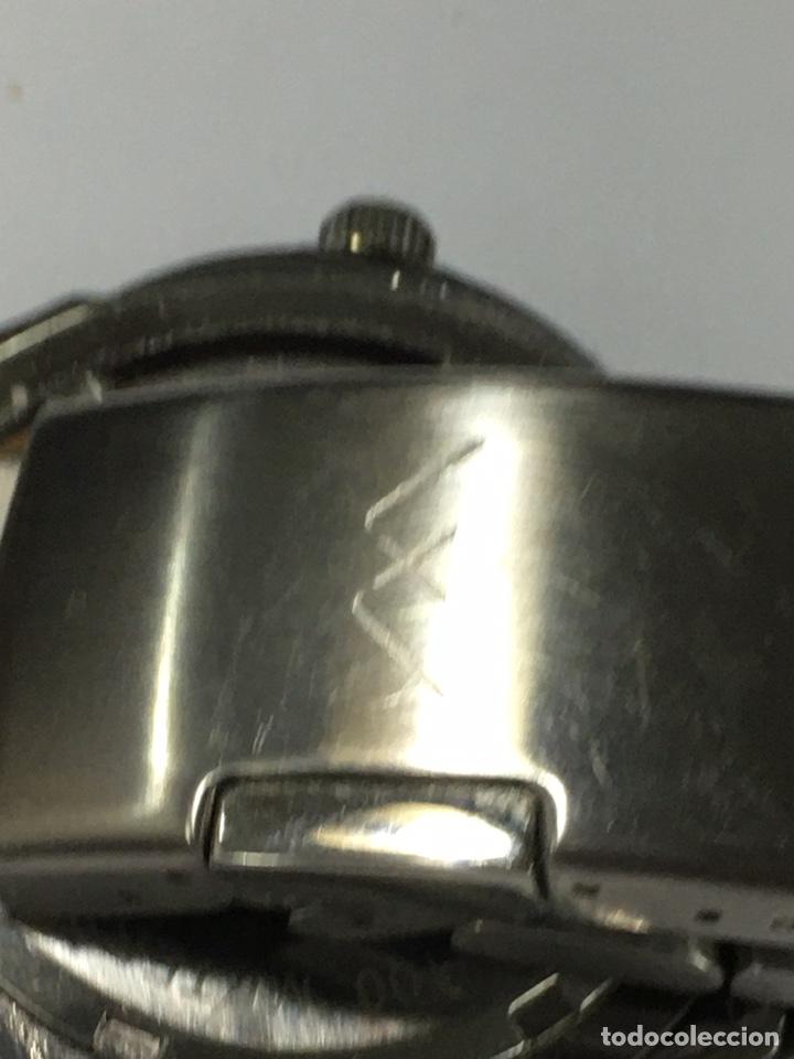 Relojes: Reloj MX Watch 100m en acero completo como nuevo - Foto 5 - 186401541