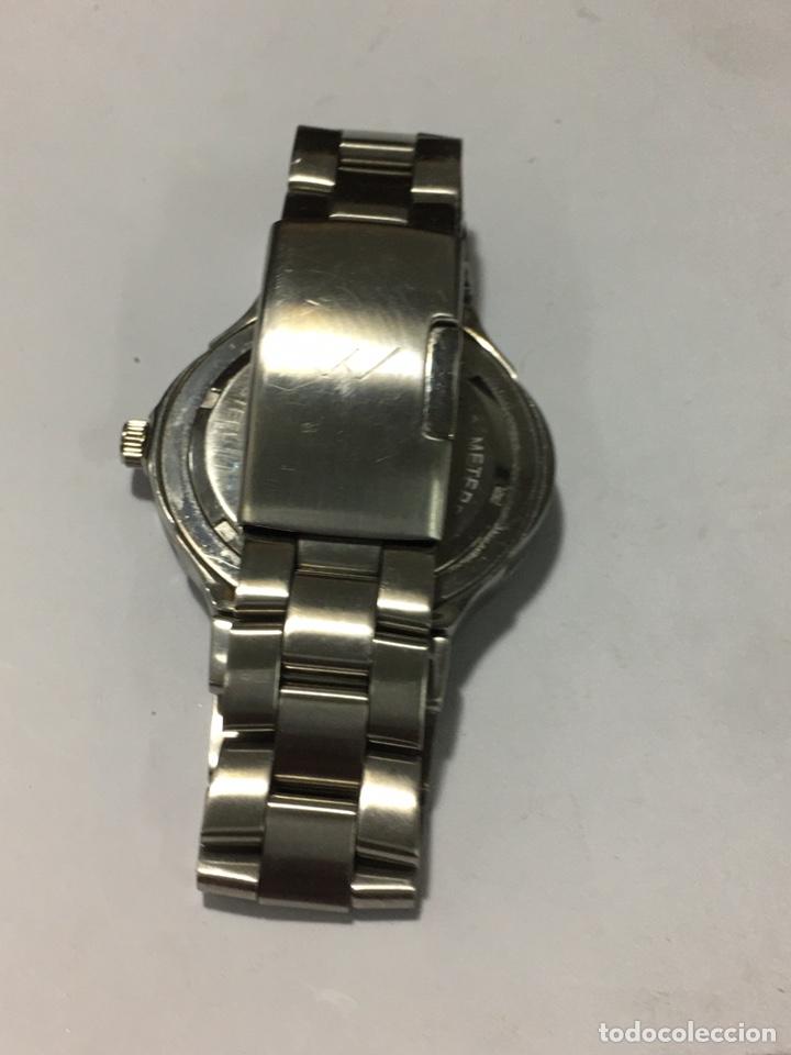 Relojes: Reloj MX Watch 100m en acero completo como nuevo - Foto 7 - 186401541
