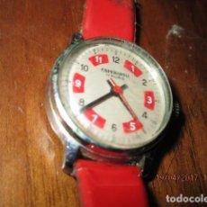 Relojes: ESPERANTO RELOJ DE CADETE ANTIGUO 17 RUBIS NO FUNCIONA. Lote 187144282