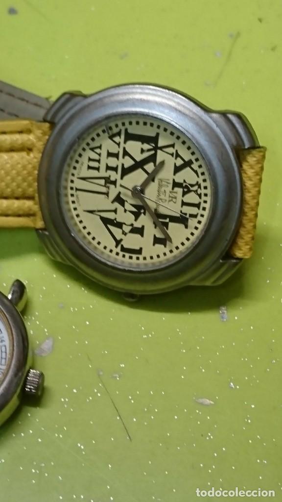 Relojes: LOTE DE 25 RELOJES VARIOS, SIN PILA, DOGMA, LOTUS, REDSKY Y MAS - Foto 18 - 187370596