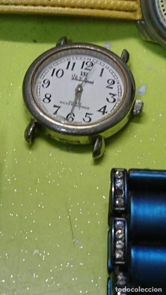 Relojes: LOTE DE 25 RELOJES VARIOS, SIN PILA, DOGMA, LOTUS, REDSKY Y MAS - Foto 19 - 187370596
