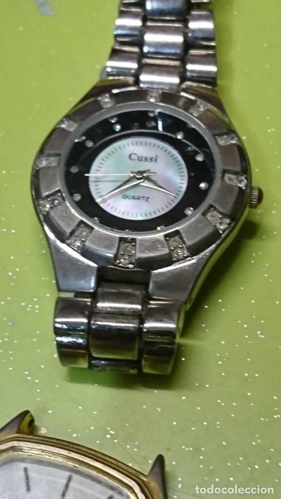 Relojes: LOTE DE 25 RELOJES VARIOS, SIN PILA, DOGMA, LOTUS, REDSKY Y MAS - Foto 22 - 187370596