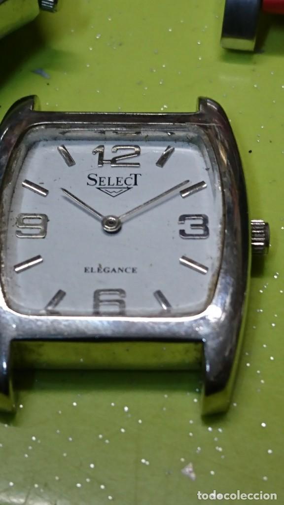 Relojes: LOTE DE 25 RELOJES VARIOS, SIN PILA, DOGMA, LOTUS, REDSKY Y MAS - Foto 23 - 187370596