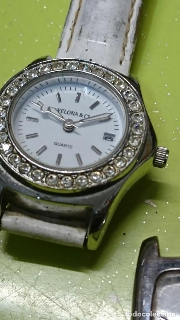 Relojes: LOTE DE 25 RELOJES VARIOS, SIN PILA, DOGMA, LOTUS, REDSKY Y MAS - Foto 27 - 187370596