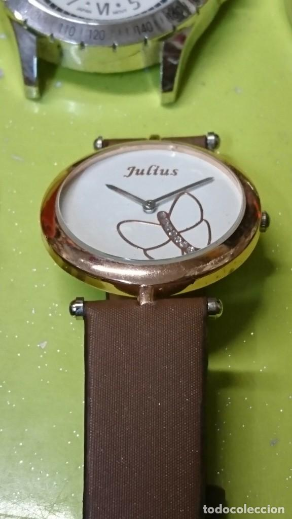 Relojes: LOTE DE 25 RELOJES, SIN PILA, VARIAS MARCAS - Foto 9 - 187378993