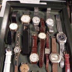 Relojes: LOTE DE 14 RELOJES. Lote 187398610
